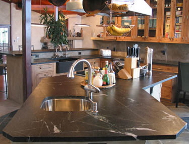 Captivating Soapstone Countertops   Southern Oklahoma U0026 Northern Texas